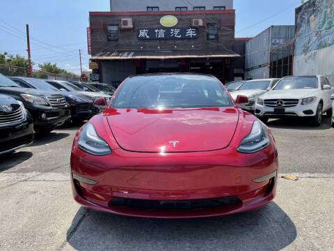 2019 Tesla Model 3 for sale at TJ AUTO in Brooklyn NY