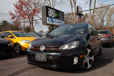 2010 Volkswagen GTI for sale at EXCLUSIVE MOTORS in Virginia Beach VA