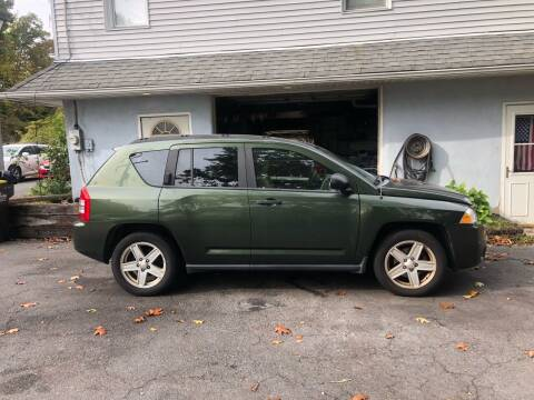 2007 Jeep Compass for sale at 22nd ST Motors in Quakertown PA