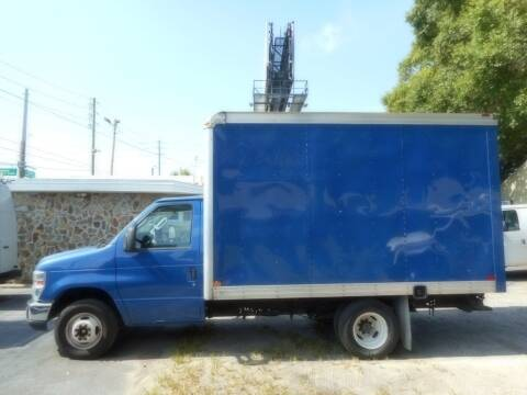 2013 Ford E-Series Chassis for sale at Florida Suncoast Auto Brokers in Palm Harbor FL