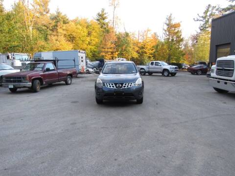 2013 Nissan Rogue for sale at Heritage Truck and Auto Inc. in Londonderry NH