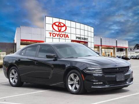 2018 Dodge Charger for sale at PHIL SMITH AUTOMOTIVE GROUP - Pinehurst Toyota Hyundai in Southern Pines NC