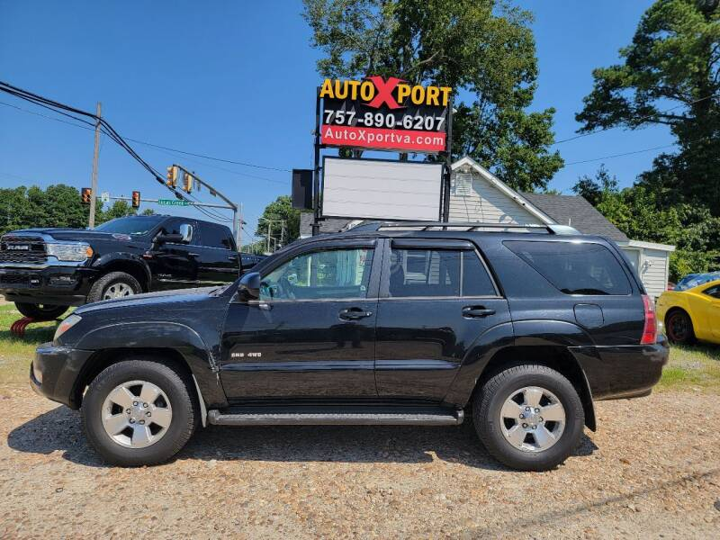 2005 Toyota 4Runner for sale at Autoxport in Newport News VA