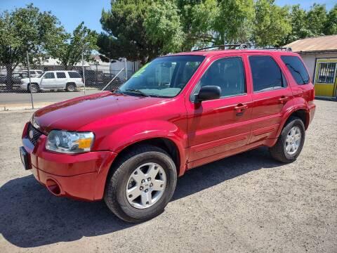 2006 Ford Escape for sale at Larry's Auto Sales Inc. in Fresno CA