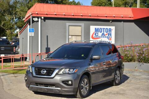 2017 Nissan Pathfinder for sale at Motor Car Concepts II - Kirkman Location in Orlando FL