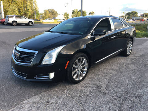 2016 Cadillac XTS for sale at Reliable Motor Broker INC in Tampa FL