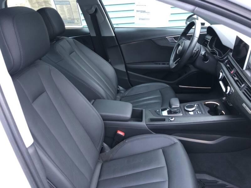 2017 Audi A4 AWD 2.0T quattro Premium Plus 4dr Sedan 7A - North Weymouth MA