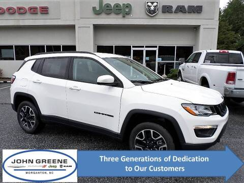 2019 Jeep Compass for sale at John Greene Chrysler Dodge Jeep Ram in Morganton NC