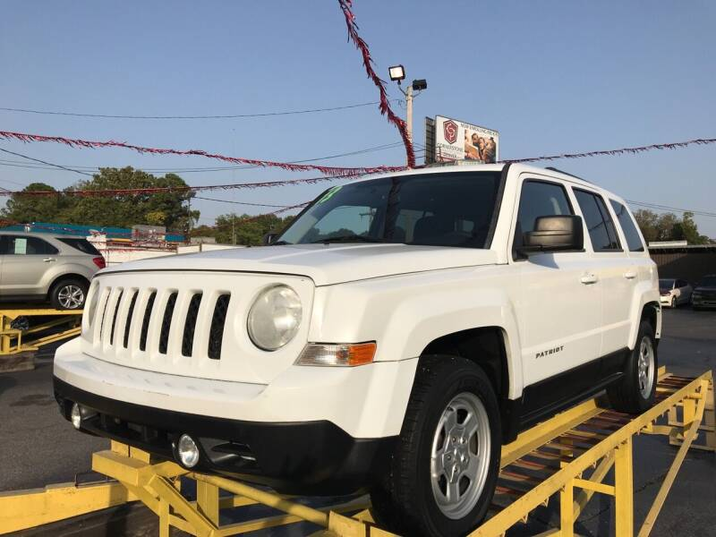 2013 Jeep Patriot for sale at IMPALA MOTORS in Memphis TN