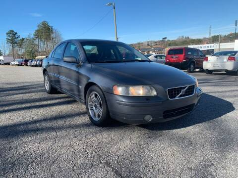 2005 Volvo S60 for sale at Hillside Motors Inc. in Hickory NC