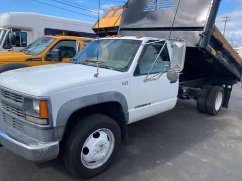 1994 Chevrolet 3500 HD for sale at Dorn Brothers Truck and Auto Sales in Salem OR