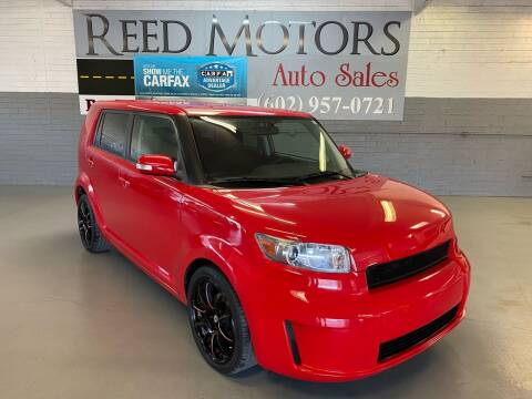 2009 Scion xB for sale at REED MOTORS LLC in Phoenix AZ