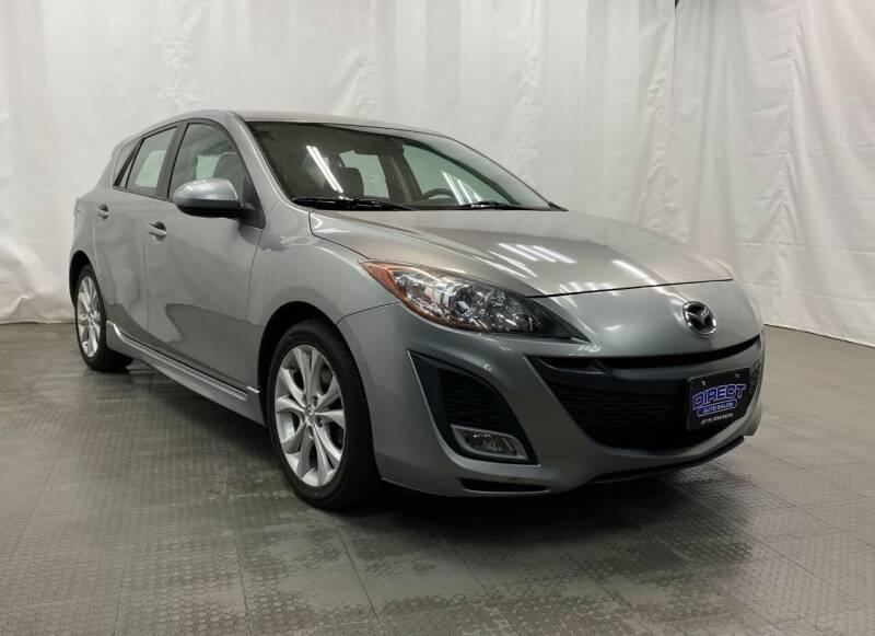 2010 Mazda MAZDA3 for sale at Direct Auto Sales in Philadelphia PA