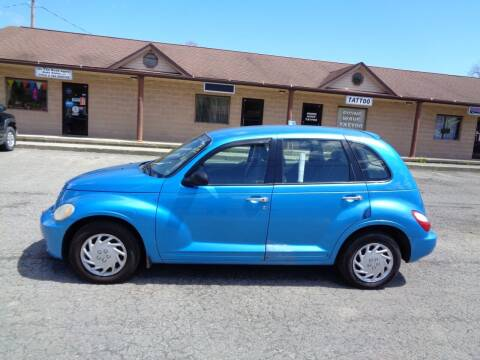 2008 Chrysler PT Cruiser for sale at On The Road Again Auto Sales in Lake Ariel PA