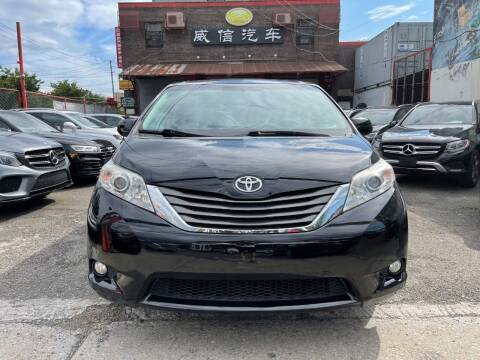 2014 Toyota Sienna for sale at TJ AUTO in Brooklyn NY