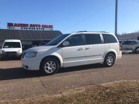2010 Chrysler Town and Country for sale at BLAESER AUTO LLC in Chippewa Falls WI