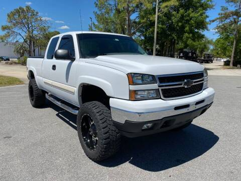2007 Chevrolet Silverado 1500 Classic for sale at Global Auto Exchange in Longwood FL