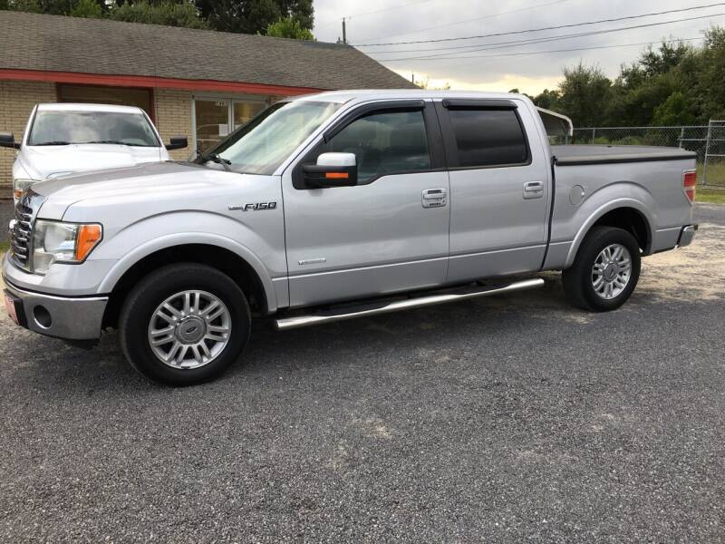 2014 Ford F-150 for sale at M&M Auto Sales 2 in Hartsville SC