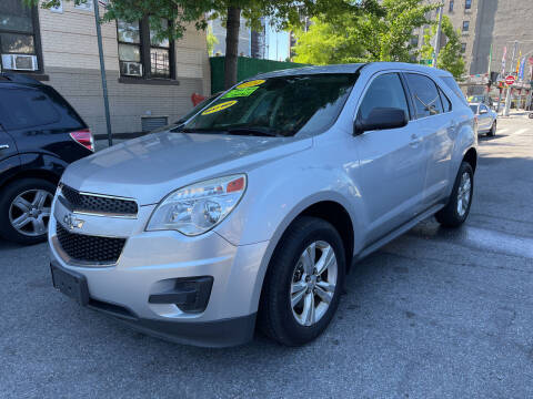 2014 Chevrolet Equinox for sale at Gallery Auto Sales in Bronx NY