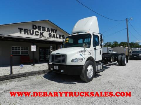 2015 Freightliner M2 106 for sale at DEBARY TRUCK SALES in Sanford FL
