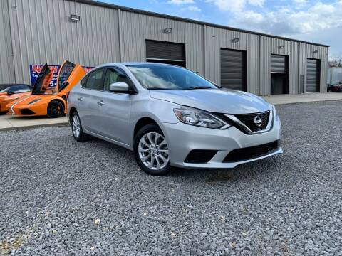 2019 Nissan Sentra for sale at Anaheim Auto Auction in Irondale AL