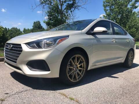 2019 Hyundai Accent for sale at Chris Motors in Decatur GA