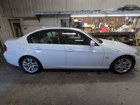 2011 BMW 3 Series for sale at Alpha Auto - Mitchell in Mitchel SD
