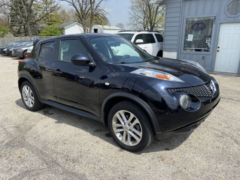 2014 Nissan JUKE for sale at Stiener Automotive Group in Galloway OH