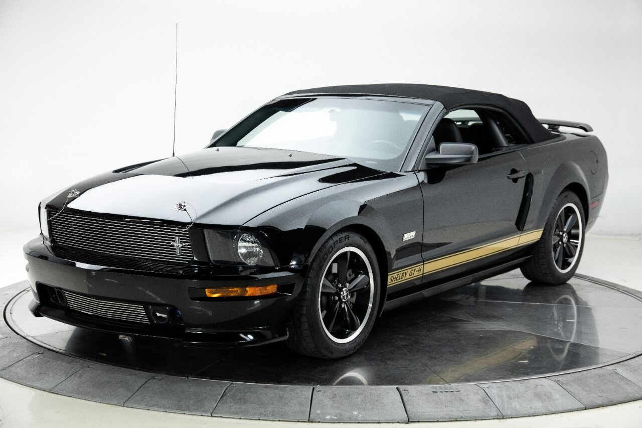 2007 Ford Mustang 8