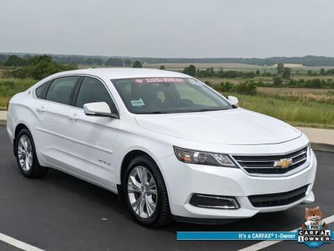 2014 Chevrolet Impala for sale at Bob Walters Linton Motors in Linton IN