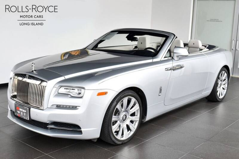 2016 Rolls-Royce Dawn for sale at Bespoke Motor Group in Jericho NY