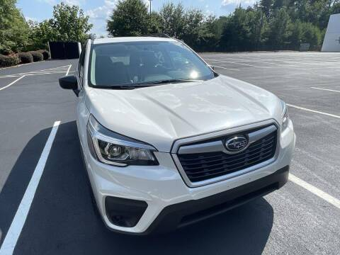 2019 Subaru Forester for sale at CU Carfinders in Norcross GA