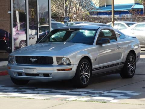 2009 Ford Mustang for sale at Drive Town in Houston TX