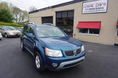 2007 Pontiac Torrent for sale at I-Deal Cars LLC in York PA