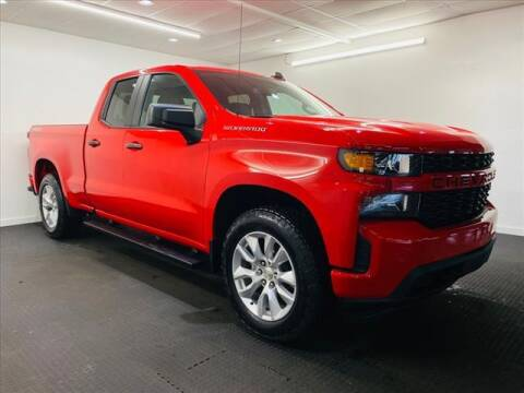 2020 Chevrolet Silverado 1500 for sale at Champagne Motor Car Company in Willimantic CT