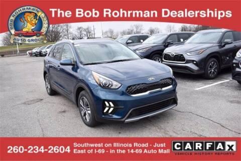 2020 Kia Niro Plug-In Hybrid for sale at BOB ROHRMAN FORT WAYNE TOYOTA in Fort Wayne IN
