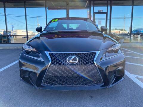 2014 Lexus IS 350 for sale at East Carolina Auto Exchange in Greenville NC