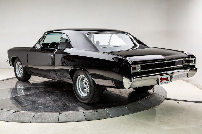 1966 Chevrolet Chevelle 21