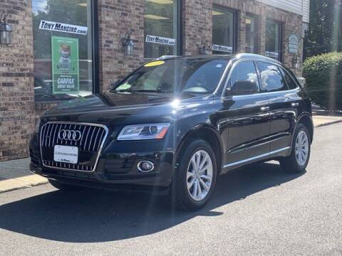 2016 Audi Q5 for sale at The King of Credit in Clifton Park NY