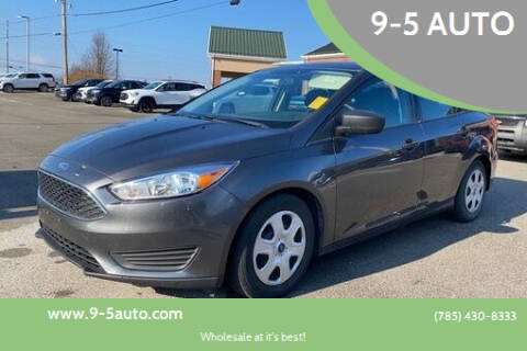 2016 Ford Focus for sale at 9-5 AUTO in Topeka KS
