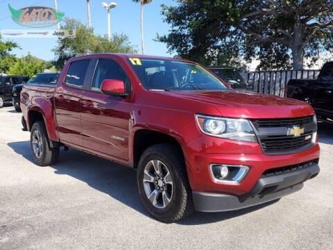 2017 Chevrolet Colorado for sale at GATOR'S IMPORT SUPERSTORE in Melbourne FL