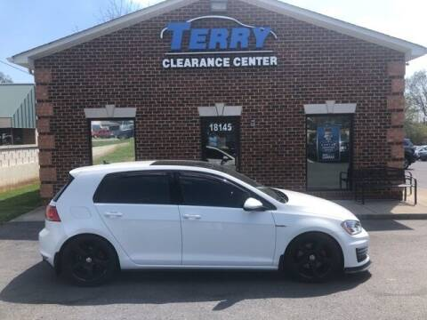 2015 Volkswagen Golf GTI for sale at Terry Clearance Center in Lynchburg VA