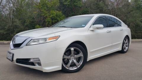 2010 Acura TL for sale at Houston Auto Preowned in Houston TX