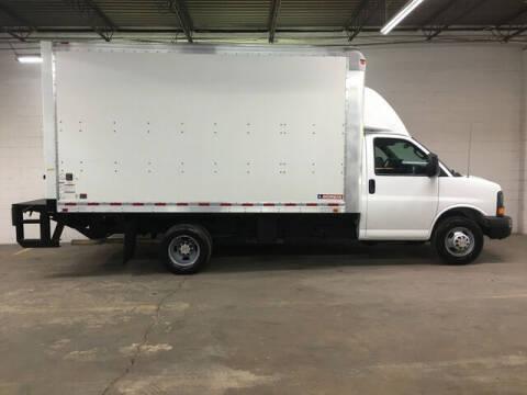 2016 Chevrolet Express Cutaway for sale at DKR Trucks in Arlington TX