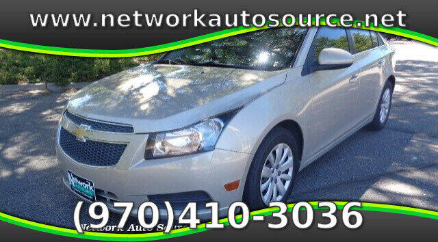 2011 Chevrolet Cruze for sale at Network Auto Source in Loveland CO