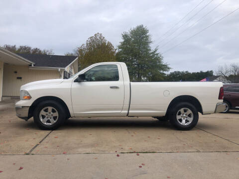 2009 Dodge Ram Pickup 1500 for sale at H3 Auto Group in Huntsville TX