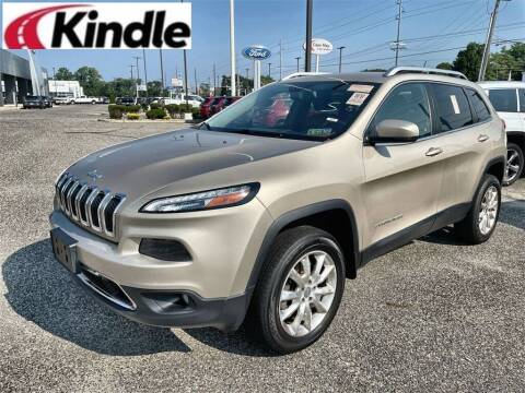 2014 Jeep Cherokee for sale at Kindle Auto Plaza in Cape May Court House NJ