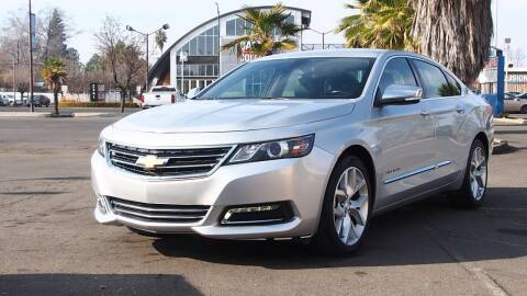 2018 Chevrolet Impala for sale at Okaidi Auto Sales in Sacramento CA