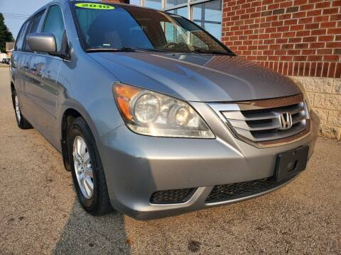 2010 Honda Odyssey for sale at Auto Pros in Youngstown OH