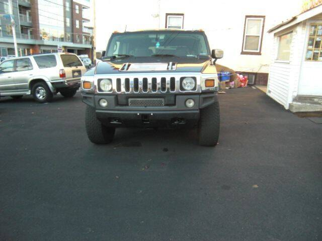 2003 HUMMER H2 for sale at Nicks Auto Sales Co in West New York NJ